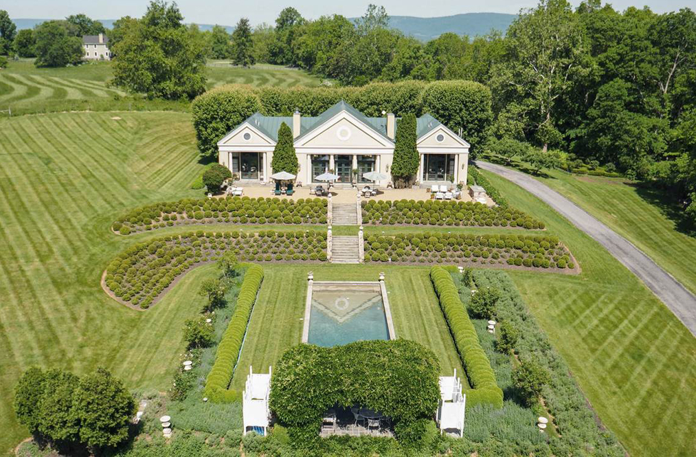real estate value of landscape design in northern virginia