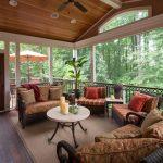 porch by A Houck Design Arlington VA