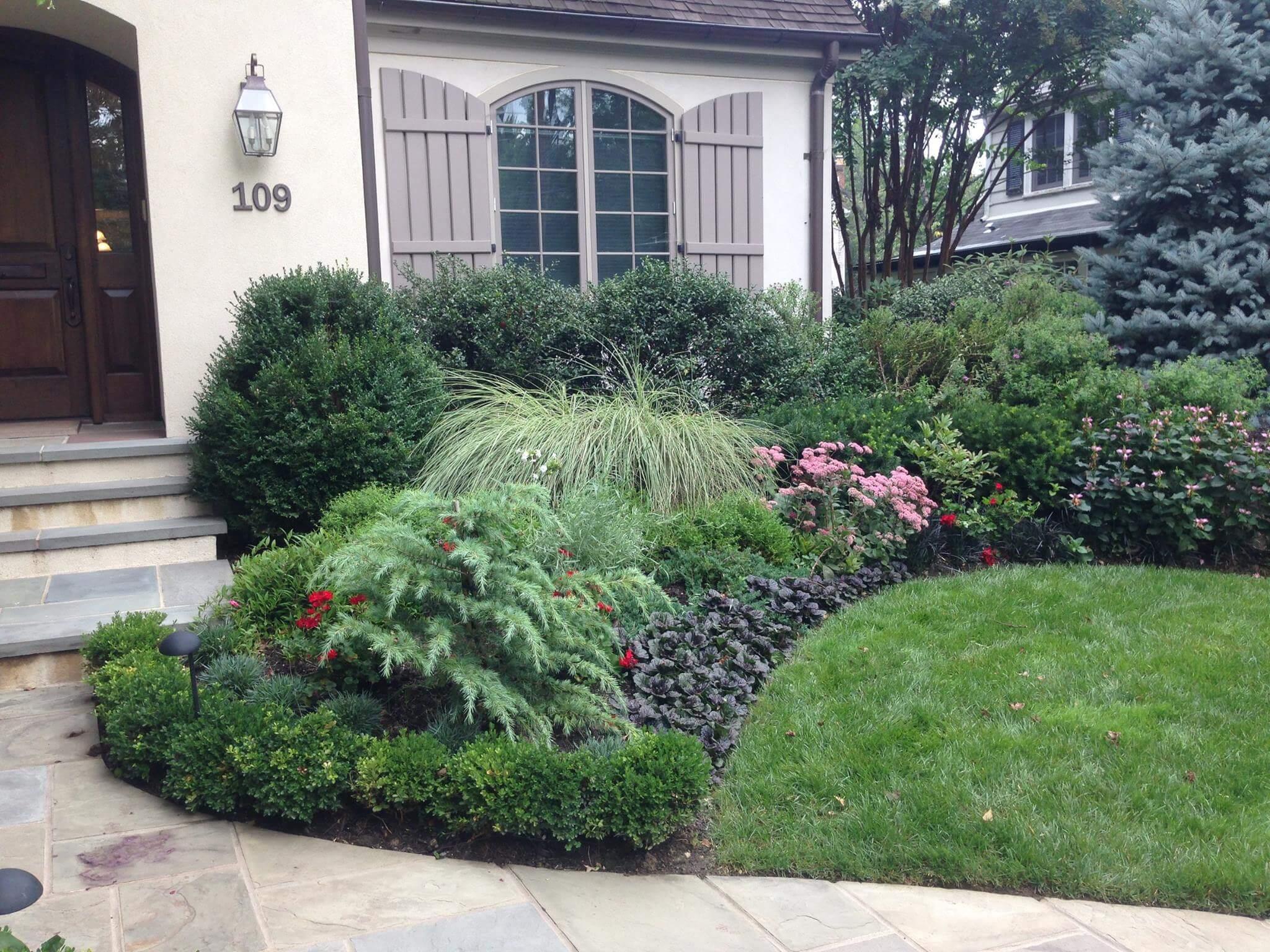 horticultural landscape maintenance & garden care