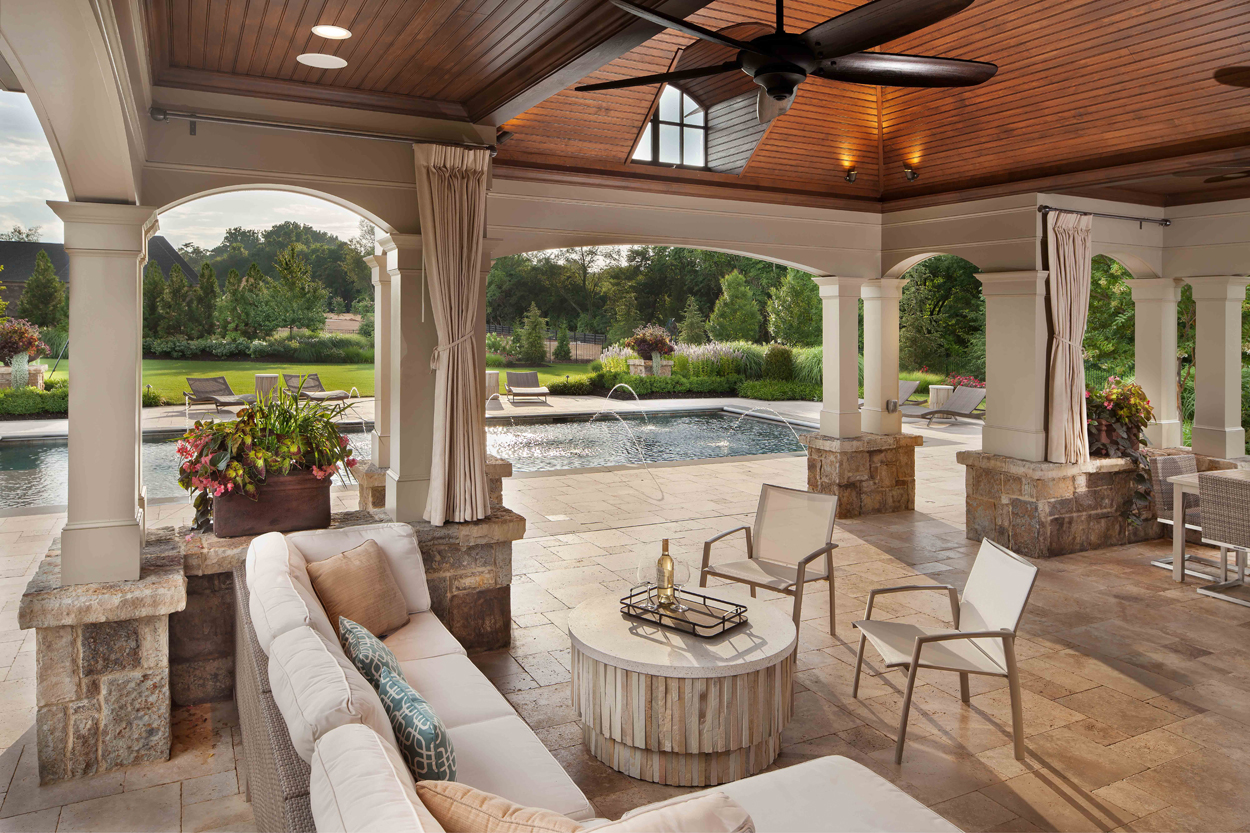 Furnishing Outdoor Living Spaces in Leesburg Virginia ... on Garden Houses Outdoor Living id=62125
