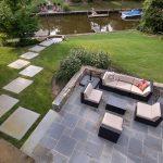 outdoor living room patio