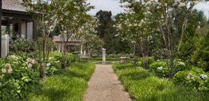 Garden Path-pea gravel