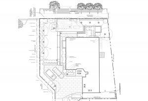 ex 2-small backyard landscaping plan