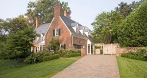 permeable paver driveway chevy chase