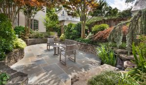 waterfall-chevy-chase-english-garden