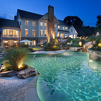 2016 LCA Grand Award, Backyard Oasis