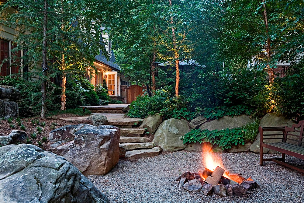 Landscape Fire FeaturesLandscape Fire Features Fire: Outdoor Kitchens, Fireplaces, and Fire Pits