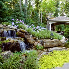 Great Fall VA Landscape Architecture project