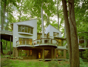 inspired by nature residential architecture and landscape architecture as one