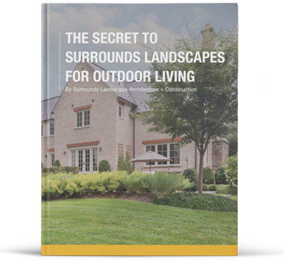 ebook-the Secret to Surrounds Landscapes for Outdoor Living