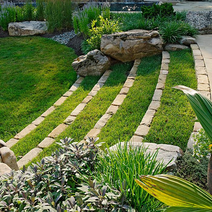 GRASS-STEPS_005_COBBLES-TURF-SOD-BOULDERS