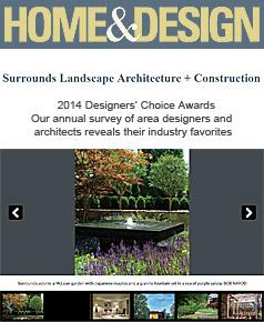 Home & Garden 2014 Designers Choice Awards