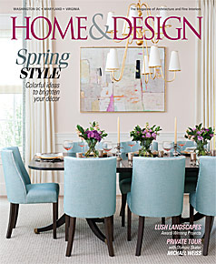 Home & Design March April 2017