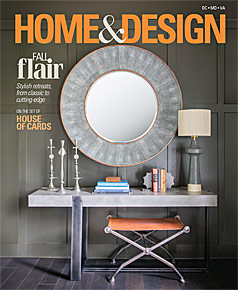 Home & Design Magazine Oct-Nov 2017