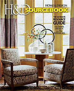 Home & Design Sourcebook