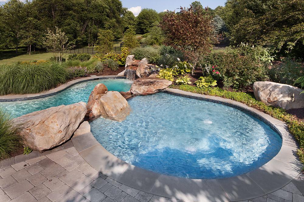 Double pools