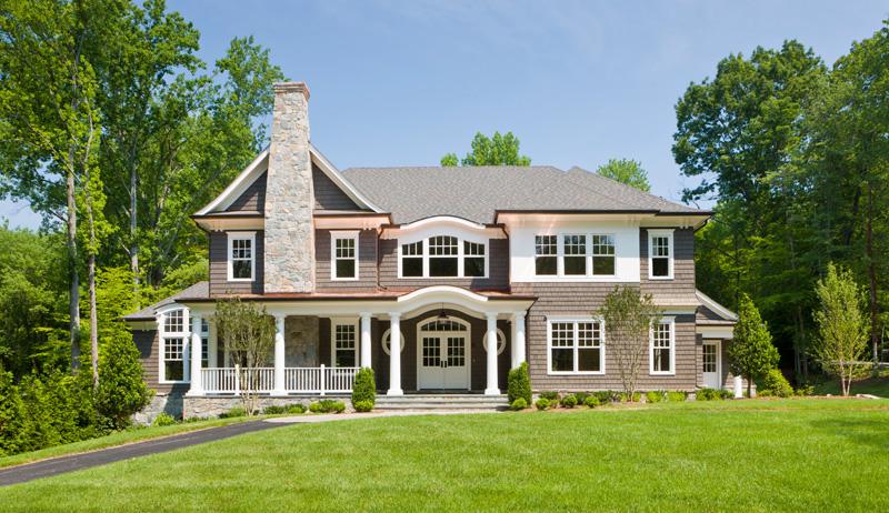 mcdonald architects nantucket style home