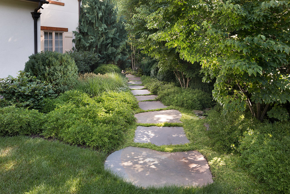 McLean-estate-right-front-path