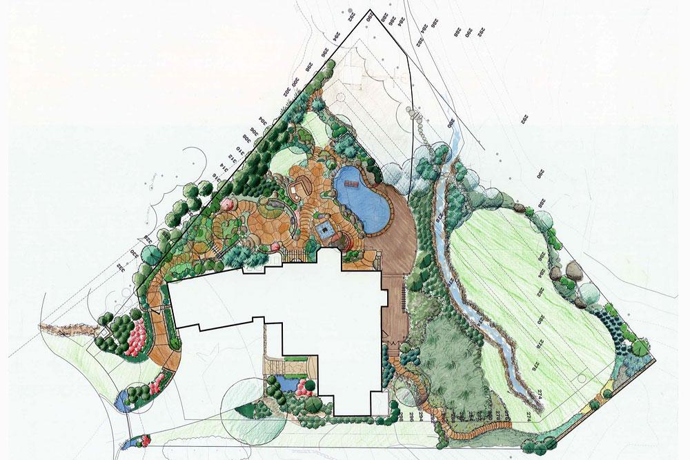 N-landscape-plan