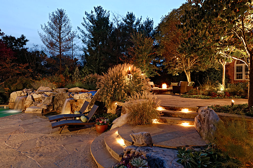 TH10-pool-deck-patio-tennessee-flagstone-lighting