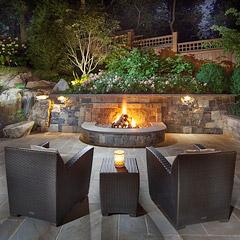Bethesda Residence Landscape Design