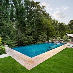 Falconhurst, Potomac MD, Landscape Architecture project