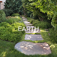 Gallery of Landscape Earth Features: Patios, Steps, Walkways, Stone Work, and Masonry