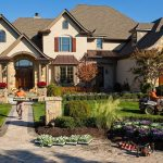 landscapers implementing fine gardening