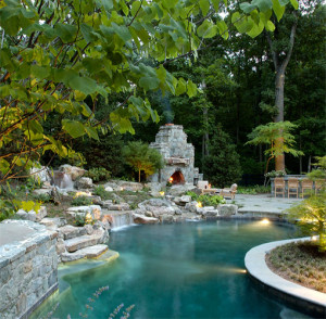 swimming pool design