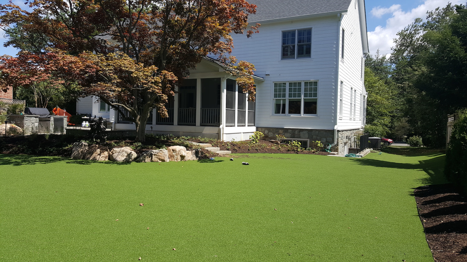 trending amongst homeowners synthetic turf